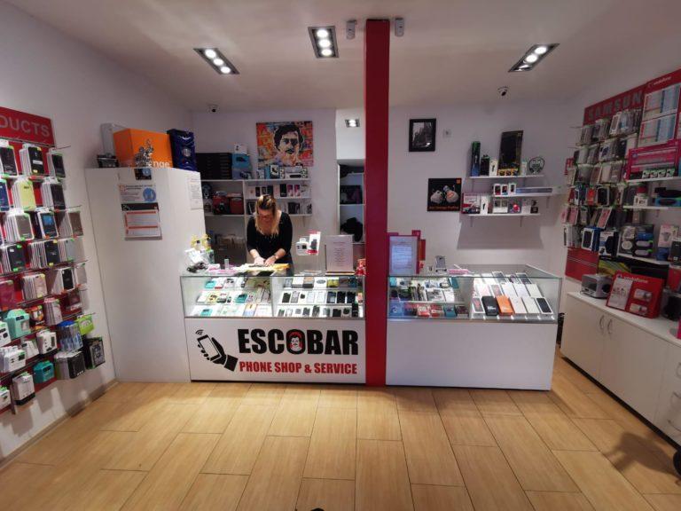Escobar Phone Shop & Service GSM - Reparatii telefoane Timisoara